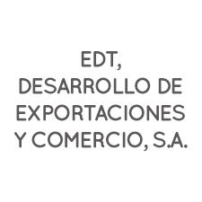 EDT, Desarrollo de Exportaciones y Comercio, S.A.