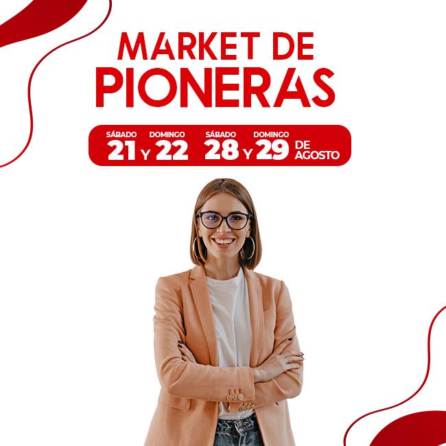 Market de Pioneras