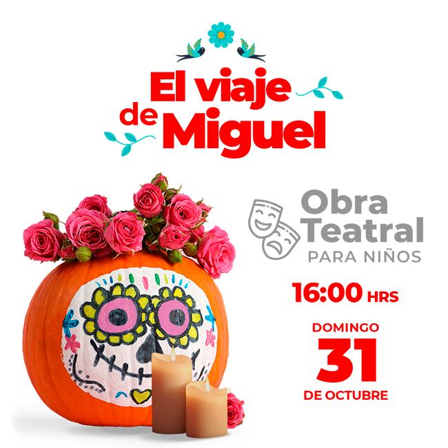 El Viaje de Miguel